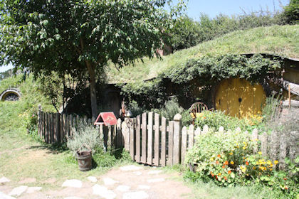 Hobbiton Movie Set & Farm Tour